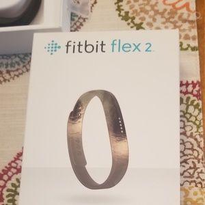 Fitbit flex 2 with box